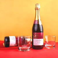 NON ALKOHOL produk spain star village sparkling juice jus anggur 750ml