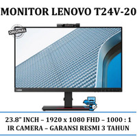 "Monitor Lenovo Thinkvision T24V-20 23.8"" FHD"