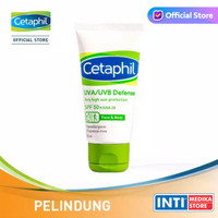 CETAPHIL - UVA/UVB Defense SPF 50 50 ml | Sunscreen Sunblock Cetaphil