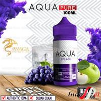 Aqua Splash&Pure9Naga 100ML by Max Brew x 9Naga -100% Authentic Liquid
