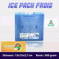 Agen Ice Pack Kotak Blue IcePack Pengganti Dry Ice Grosir