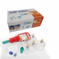 Kop Angin Bekam Cupping Kit 6 Pcs