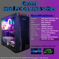 PC GAMING | Intel Xeon X3430 setara (i5 - 760) | GTX 750 Ti | 8 GB RAM