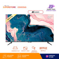 COOCAA 4K Smart LED TV - 55S6G PRO
