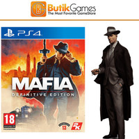 Mafia Definitive Edition PS4 Game PS4