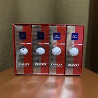 Golf Balls (Bola Golf) – MIZUNO D201 (@3pcs)