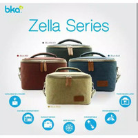 BKA Cooler Bag Zella + 2 btl asi + 1 ice gel