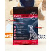 pureluxe adult all breeds lamb dog food 1,81 kg grain free holistic