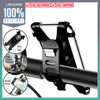 Sepeda Holder Bike Usams Bicycle Silicon Stand Hp Phone Grip Universal