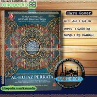 Al Quran Al Hufaz Perkata A5 HC Tajwid Warna Terjemah Perkata Cordoba