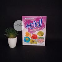 Nutrijel/Jelly Powder/Jeli Serbuk Instan Sachet