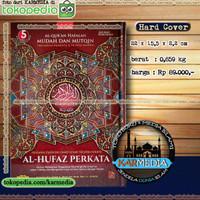 AlQuran Al Hufaz Perkata A5 HC Tajwid Warna Terjemah Perkata Cordoba