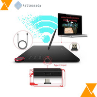 XMS XP-Pen Deco03 Wireless Graphics Digital Drawing Tablet with P05