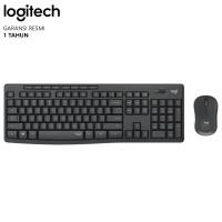 Logitech MK295 Silent Wireless Keyboard dan Mouse Combo