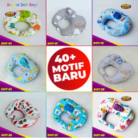 Bantal Bayi Dot Susu Bayi Anti Pegal