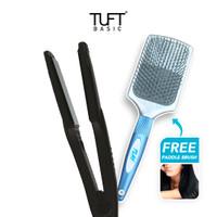 TUFT Basic 1,5 inch Catokan Lurus dan Curly