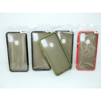 "Bumper AERO Case Samsung M21 M215F 6.4"" Hardcase My Choice List Color"