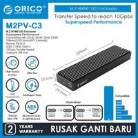 Casing ORICO M.2 NVMe SSD Enclosure - M2PV-C3