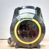 Loyar kabel roll turbo 20 meter + saklar LY-118