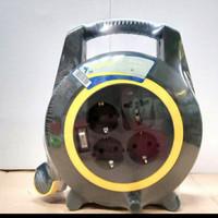 Loyal Kabel Roll Turbo 20 Meter + Saklar Ly-118sk