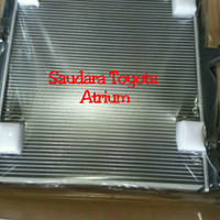 Radiator Mitsubishi Triton 2.8L KB7 L200 Manual