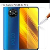 Tempered Glass Bening Kaca Screen Guard Xiaomi Poco X3 NFC
