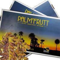 Kurma Palm fruit / Palmfrutt Tunisia Tangkai 1 kg