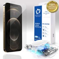 Tempered Glass iPhone 12 Pro Max 12 Pro 12 Mini WHITESTONE DOME UV