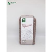 beras merah organik mentik susu surabaya