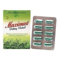 Maximus dietary herbal 30 kapsul