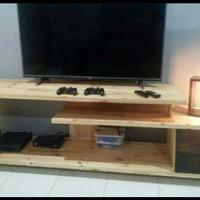 meja tv handmade
