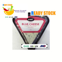 SMILLA Danish Blue Cheese 100g gosend grab JNE yes