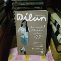 Novel Original Dilan 2 dia adalah dilan ku tahun 1991 - pidi Baiq