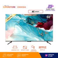 COOCAA 4K Smart LED TV - 50S6G PRO