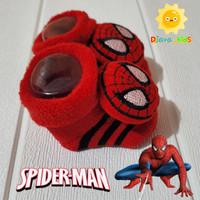 Kaos kaki bayi Laki-laki AVERY STREET 3D superhero murah - Spiderman