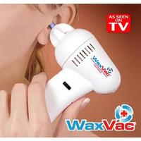 Alat penyedot kotoran telinga - Alat pembersih telingga - WAX VAC