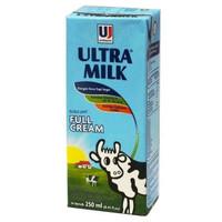 ULTRA Milk Susu UHT Full Cream 250 ml