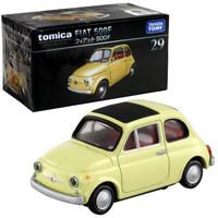 Tomica Premium 29 Fiat 500F Kuning Takara Tomy Diecast Mobil