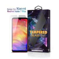 Tempered Glass Xiaomi Redmi Note 7 Pro Clear Transparan - Premium Glas