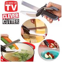 Clever Cutter 2 in 1 Knife Cutting Board