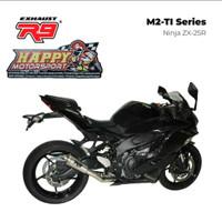 Knalpot R9 M2 Titanium Fullsystem fo Kawasaki ZX25R