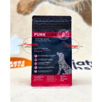 pureluxe adult all breeds lamb dog food 400 gr grain free holistic
