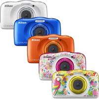 nikon coolpix w150 waterproof kamera digital resmi