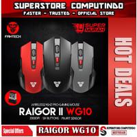 Fantech RAIGOR II WG10 Gaming Mouse Wireless Best Buy