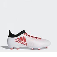 Sepatu bola adidas original X 17.3 FG putih merah new