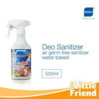 Bioion Deo-Sanitizer Pewangi Penghilang Bau Disinfektan Pembunuh Kuman