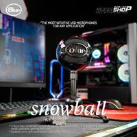 BLUE Snowball - USB MICROPHONE
