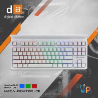 Keyboard Gaming Mechanical Digital Alliance Meca Fighter Ice TKL