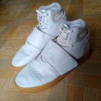 Adidas Tubular original/Sneakers pria import/Sepatu Second import
