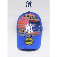 topi baseball NEW YORK NY tribal jaring import UNISEX ( FREE BOX ) -